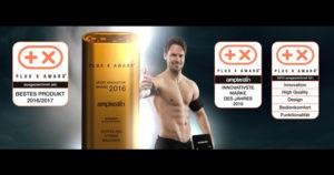 AmpliTrain-PLUS-X-Award